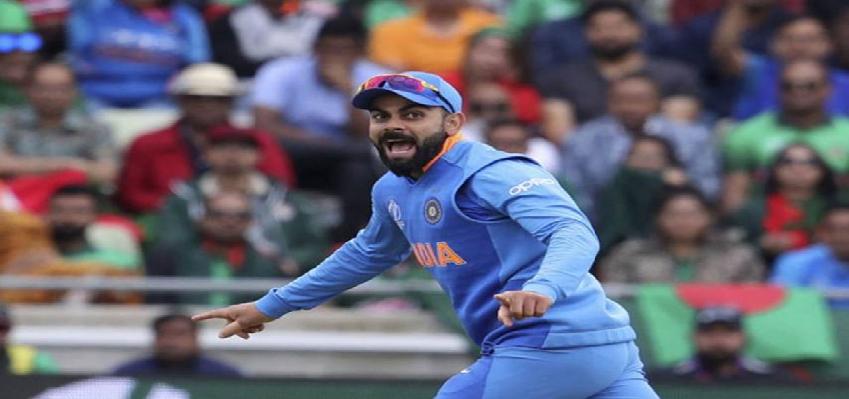 Virat Kohli In Fobers List: फोर्ब्स की सूची में विराट कोहली ने लगाई छलांग, सबसे ज्यादा कमाई करने वाले बने क्रिकेटर