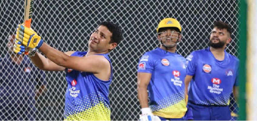 CSK Player Statement On MS Dhoni: धोनी को लेकर CSK के इस खिलाड़ी ने दिया बयान, IPL से पहले शानदार फॉर्म में लग रहे थे