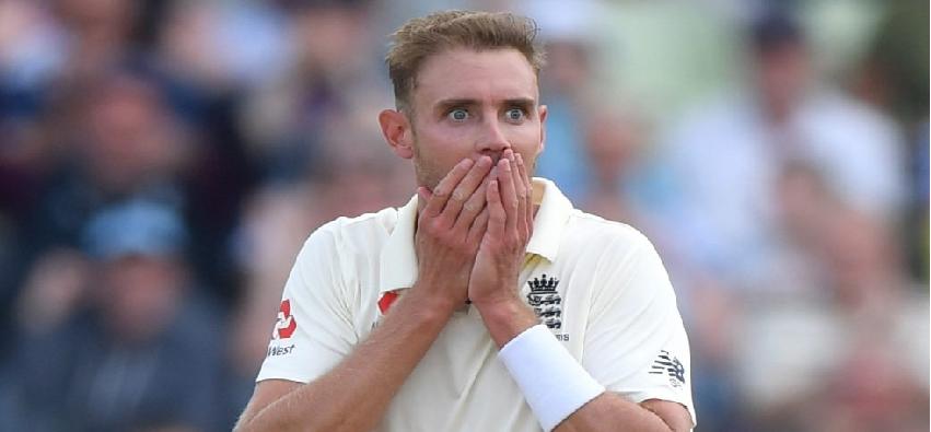 Eng Vs WI Test Series 2020: वेस्टइंडीज के खिलाफ मैच में नहीं खेलने से बेहद गुस्से में है ब्रॉड, टीम से कह दी यह बात