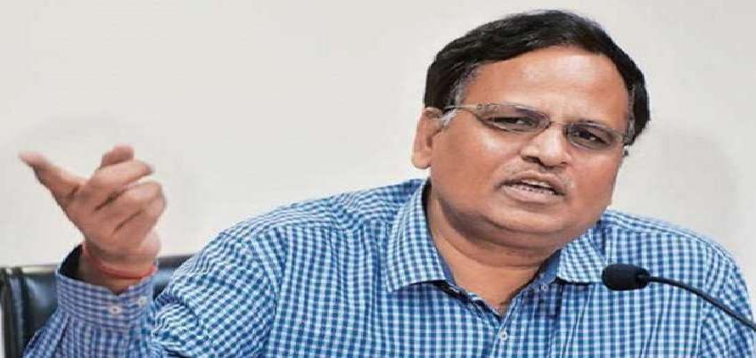Corona Virus Update In Delhi: स्वास्थ्य मंत्री सत्येन्द्र जैन बोले- दिल्ली में कोरोना का पॉजिटिविटी रेट 5 प्रतिशत, देश में पॉजिटविटी रेट 10 प्रतिशत से ज्यादा