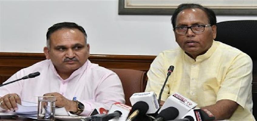 Haryana Govt On SYL: SYL पर बोले सहकारिता मंत्री- दोनों प्रदेश के सीएम निकालेंगे मिलकर रास्ता