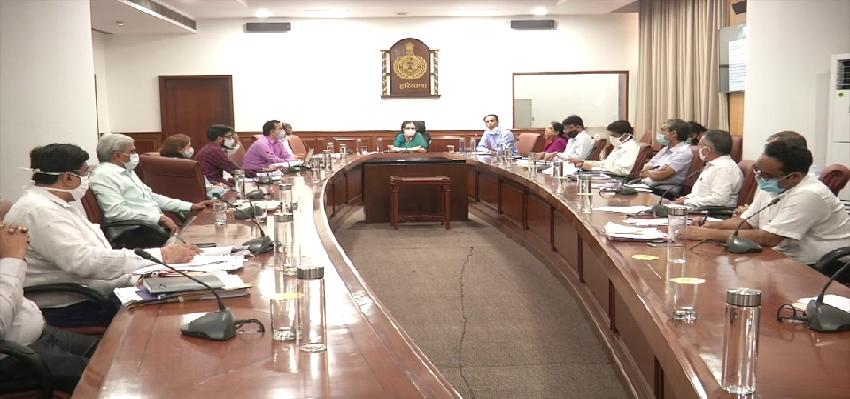 State Training Council Meeting: राज्य प्रशिक्षण परिषद की पहली बैठक आयोजित, मुख्य सचिव की अध्यक्षता में हुई बैठक