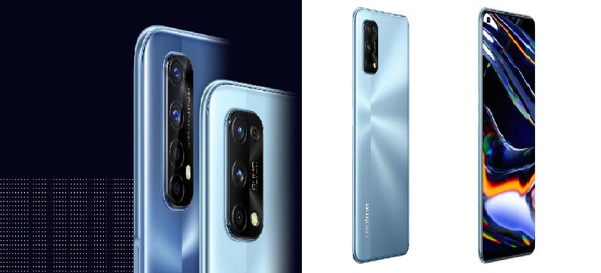 Realme 7 And  7 Pro Launched In India :  Realme 7 और Realme 7 Pro भारत में हुआ लॉन्च, जानें क्या है इसके फीचर्स और दाम