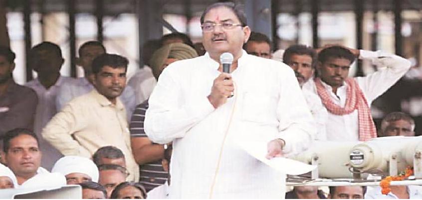 Abhay Chautala Statement: बीजेपी पर बरसे अभय चौटाला, किसानों के साथ धोखा कर रही है सरकार