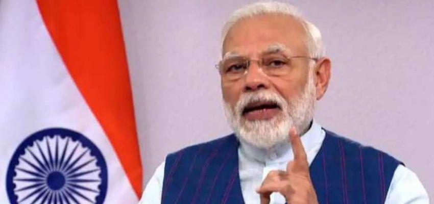 PM Modi:पीएम मोदी ने इस राज्य के लोगों को दी घर की सौगात, बातचीत के दौरान आर्टिकल-370 और तीन तलाक का जिक्र