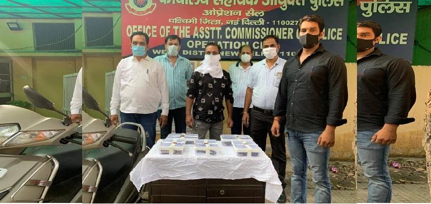 Illegal Weapon Miscreants Got Arrested :  अलीगढ़ से पिस्टल खरीदकर दिल्ली में बेचता था ये नामी बदमाश, पुलिस ने धर-दबोचा