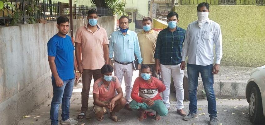 DELHI CRIME: दिल्ली पुलिस को मिली बड़ी सफलता, 367 किलोग्राम गांजे के साथ दो आरोपी गिरफ्तार