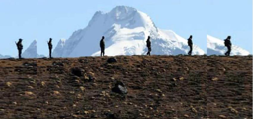 India Captures 6 Hills On China Border :  भारत ने हासिल की बड़ी कामयाबी, चीनी सीमा पर किया 6 पहाड़ियों पर कब्जा