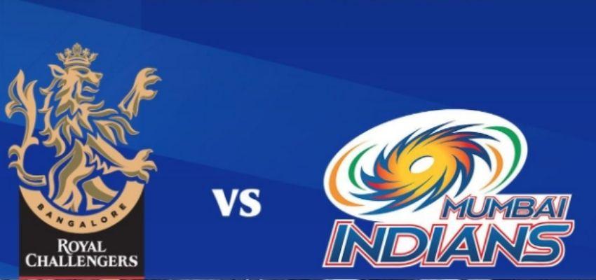 IPL 2020 : विराट की सेना का होगा मुंबई की टीम से सामना