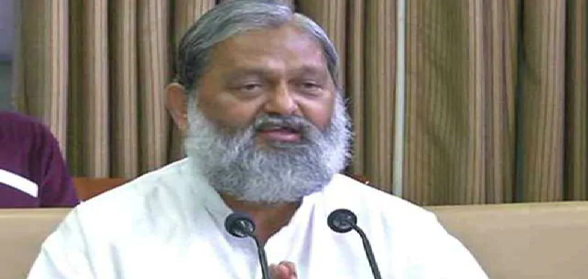 Anil Vij On Rahul Gandhi Tractor Rally  : राहुल गांधी पर हरियाणा के गृहमंत्री अनिल विज का बयान- हरियाणा में ट्रैक्टर रैली नही घुसने देंगे