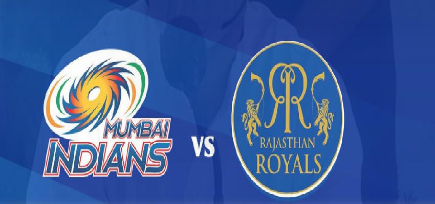 IPL2020 : राजस्थान रॉयल्स से हिटमैन रोहित शर्मा की टीम का सामना
