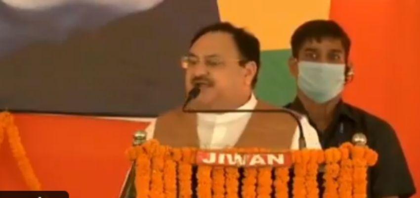 Bihar Election: भगवान बुद्ध धरती पर BJP के राष्ट्रीय अध्यक्ष जेपी नड्डा