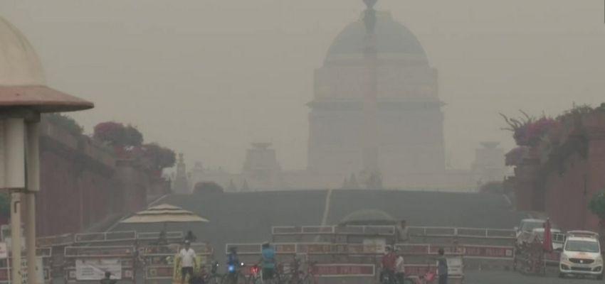 सावधान! दिल्ली की हवा हुई जहरीली, लोगों की हुई सांस लेने में दिक्कत