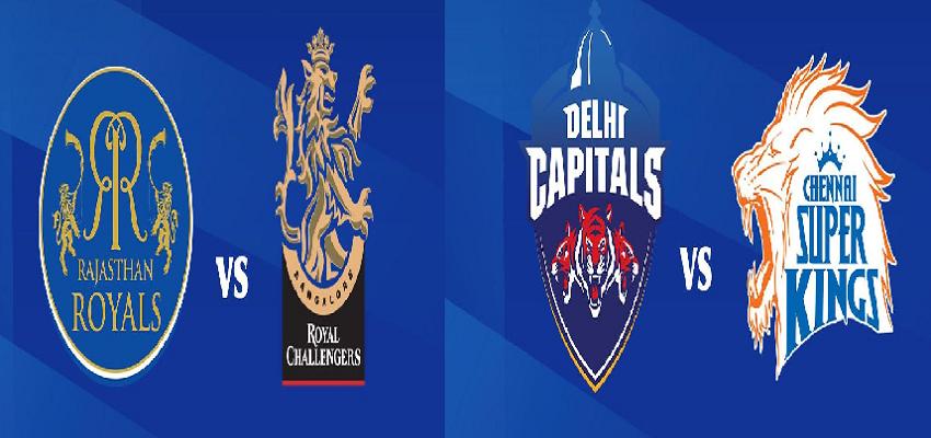 IPL 2020: शनिवार को IPL में  खेले जाएंगे 2 मुकाबले, जानें किस टीम को होगा पलड़ा भारी