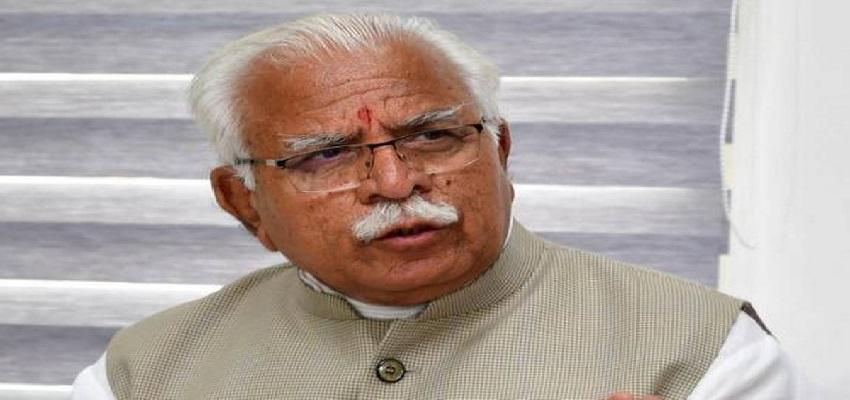 Haryana: सीएम मनोहर ने पहले नवरात्रि पर दी खुशखबरी- जल्द की जाएगी 5 लाख भर्तियां