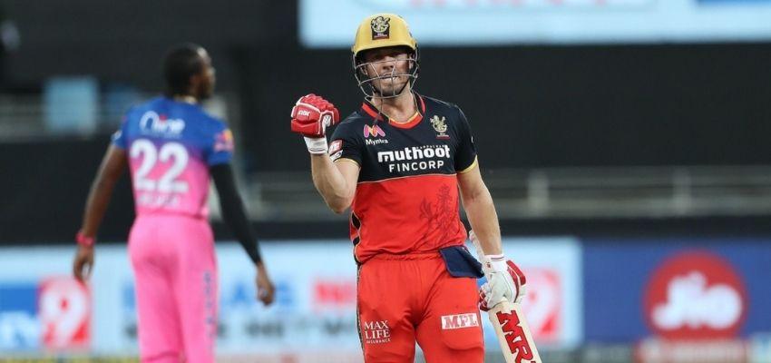 IPL 2020 : MR 360 ने की राजस्थान के गेंदबाजों की जमकर धुनाई