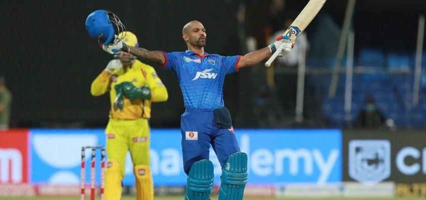 IPL 2020 :  गब्बर ने चेन्नई के गेंदबाजों पर बरपाया कहर