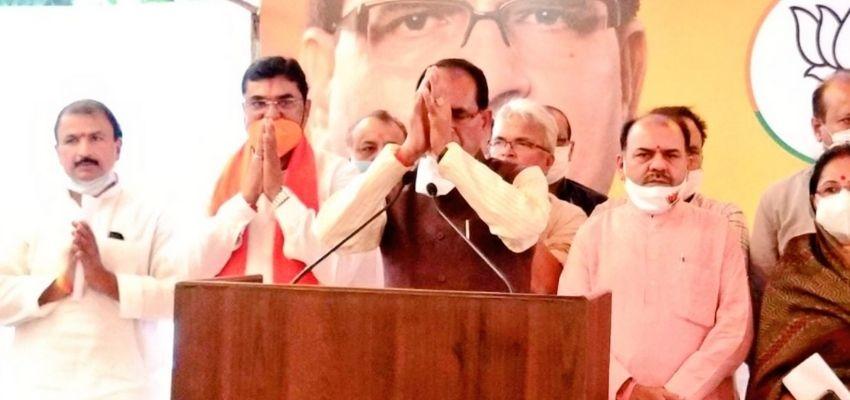 MADHYA PRADESH BY-ELECTION: शिवराज सिंह चौहान ने सोनिया गांधी से किया सवाल, पढ़े पूरी खबर