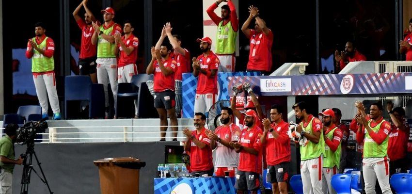 IPL 2020 :  शिखर धवन के शतक पर फेरा पानी, पंजाब को मिली जीत