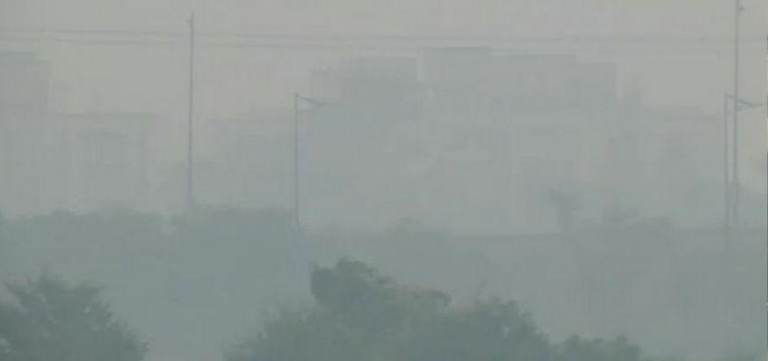 AIR POLLUTION: सावाधान! 'गंभीर श्रेणी' में पहुंची दिल्ली की हवा