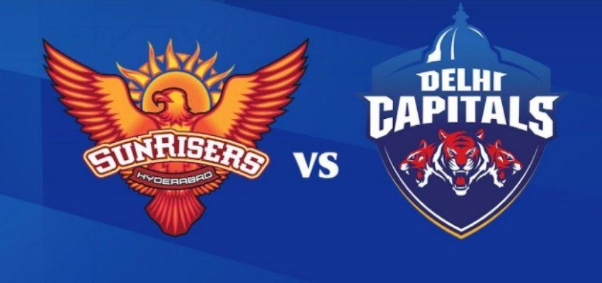 IPL 2020 : आईपीएल में दिल्ली और हैदराबाद के बीच मुकाबला