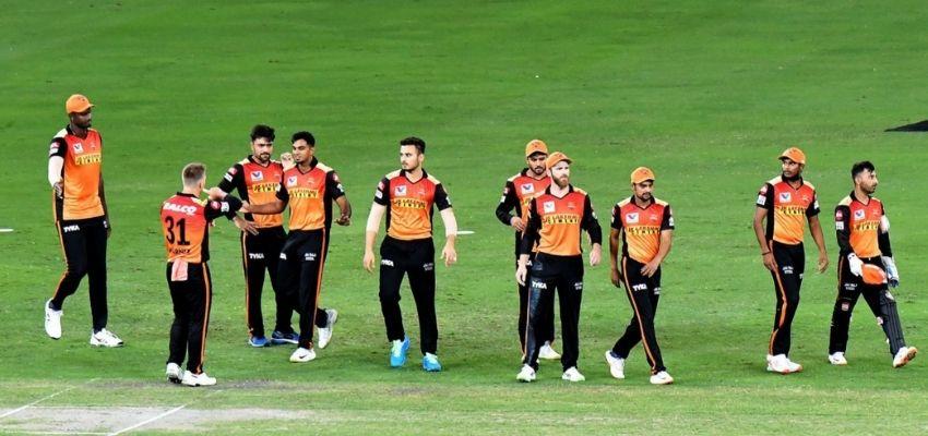 IPL 2020:  सनराइजर्स हैदराबाद ने दर्ज की IPL इतिहास की दूसरी सबसे जीत