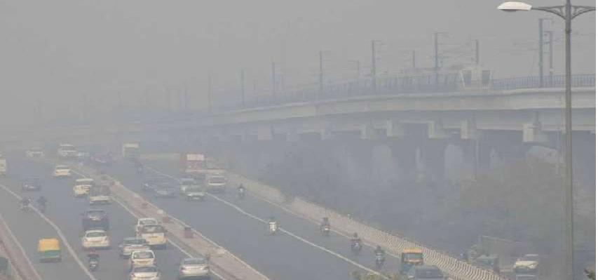 AIR POLLUTION: दिल्ली-एनसीआर की हवा हुई बेहद खराब, चौकानें वाले आंकड़े आए सामने