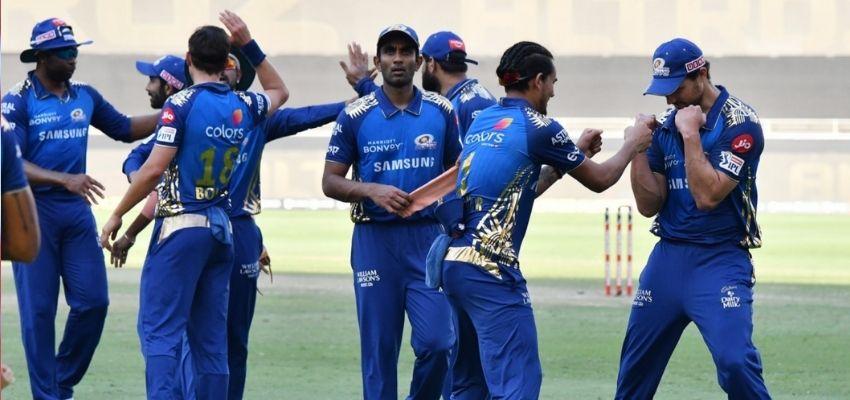 IPL2020 : बुमराह और बोल्ट ने तोड़ी दिल्ली के बल्लेबाजी की कमर, दी करारी शिकस्त