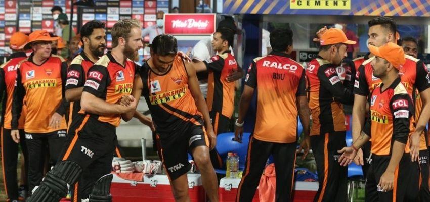 IPL2020 : हैदराबाद ने कोलकाता की उम्मीदों पर फेरा पानी