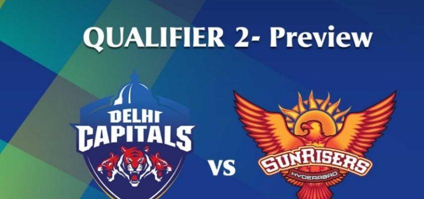 IPL 2020: फाइनल का टिकट पाने के लिए मैदान में उतरेगी दिल्ली और हैदराबाद