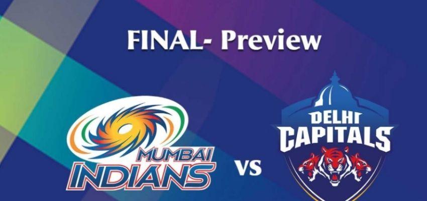 IPL2020: आईपीएल का आखिरी घमासान आज, जानें किसका होगा पलड़ा भारी