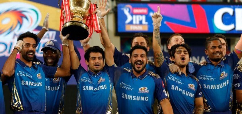 IPL2020: मुंबई ने पांचवीं बार IPL के खिताब पर किया कब्जा