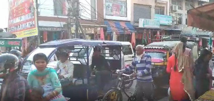 HARYANA: मास्क नहीं पहनने पर आम जनता पर कार्रवाई, लेकिन नेताओं को छूट, ऐसा भेदवाभ क्यों, पढ़े पूरी खबर