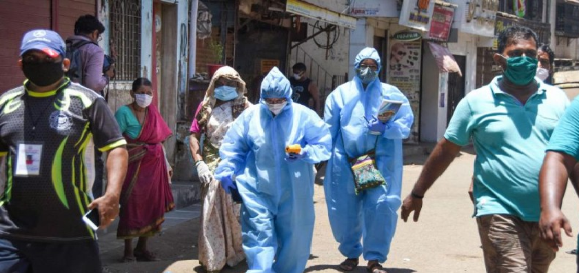 Coronavirus Updates :  देश में कुल कोरोना मरीजों की संख्या 91,77,841, जानें पिछले 24 घंटे में कितने आए नए मामले
