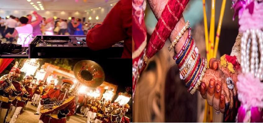 DJ and Band Banned In  UP :  यूपी में बैंड और डीजे पर पाबंदी, जारी की गई नई गाइडलाइन्स