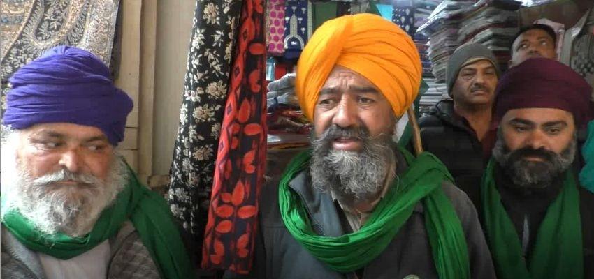 PUNJAB:  दिल्ली कूच की तैयारी में पंजाब के किसान