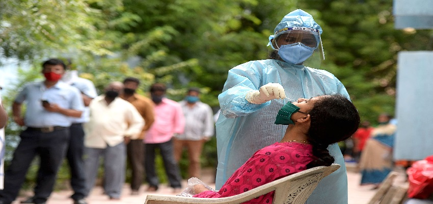 Delhi Coronavirus News: दिल्ली में कोरोना का तांडव जारी, पिछले 24 घंटों में इतने लोगों ने गवाईं अपनी जान