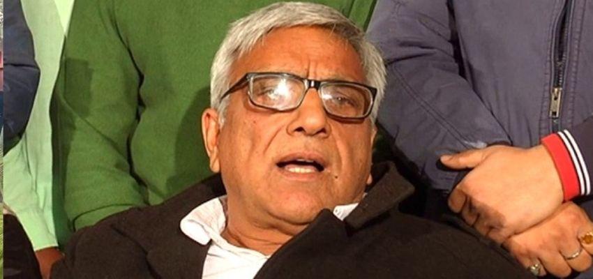 Haryana: पूर्व मंत्री निर्मल सिंह ने बनाई 'हरियाणा डेमोक्रेटिक फ्रंट'