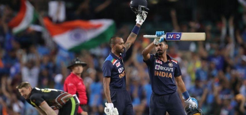 Ind vs Aus : भारत ने वनडे सीरीज की हार का लिया बदला, टी-20 सीरीज की अपने नाम