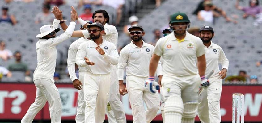 IND VS AUS: अश्विन की धमाकेदार गेंदबाजी से लड़खड़ाए कंगारु, 191 रन पर सिमट गई पूरी टीम