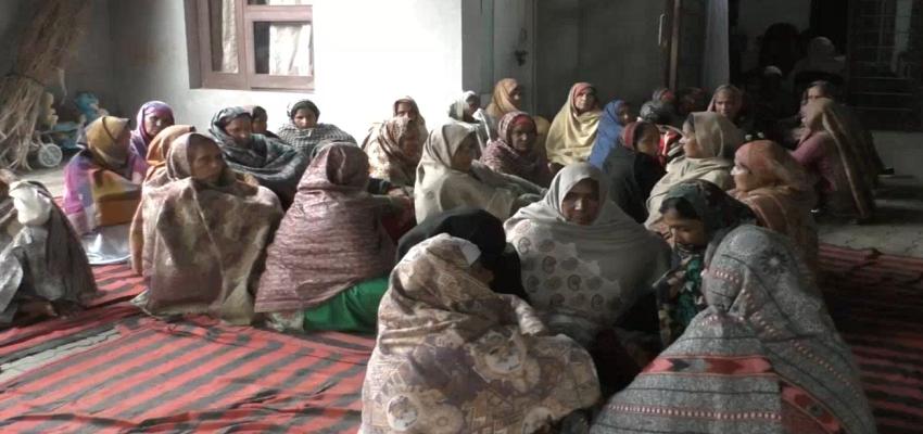 Punjab: महिला के साथ 2 बच्चों का शव मिलने से हड़कप, जांच में जुटी पुलिस