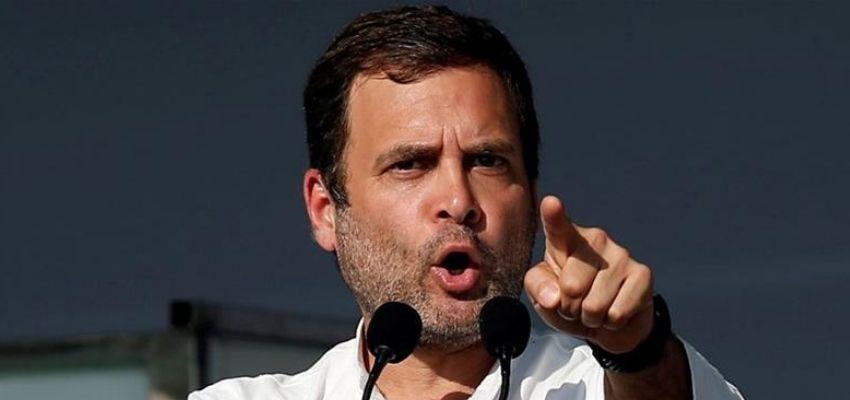 CONGRESS: राहुल गांधी का मोदी सरकार पर हमला, 'पेट्रोल-डीज़ल के दामों में ग़ज़ब का विकास हुआ है'