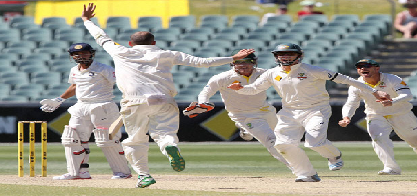IND VS AUS : तीसरे टेस्ट के दूसरे दिन भारत के गेंदबाजों ने दिखाया कमाल, कुल इतने रन पर सिमट गए कंगारु