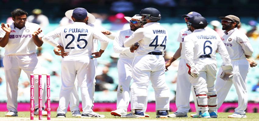 IND VS AUS : चौथे दिन का खेल हुआ खत्म, मजबूत स्थिति में ऑस्ट्रेलिया