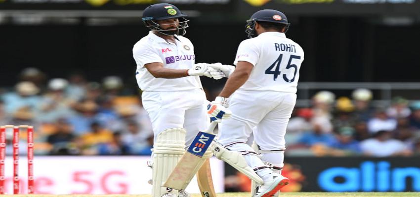 IND VS AUS : दूसरे दिन का खेल खत्म, भारत ने 2 विकेट खोकर 62 रन बनाए