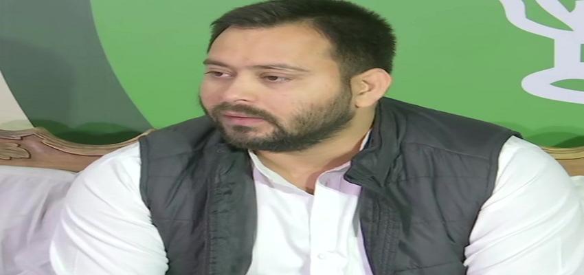 Bihar: तेजस्वी यादव ने नीतीश कुमार पर साधा निशाना, कहा- बिहार 'क्राइम कैपिटल ऑफ द कंट्री' होता जा रहा है