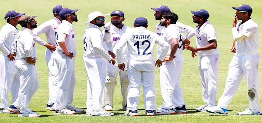 IND VS AUS : तीसरे दिन का खेल खत्म, पहली पारी में भारत ने बनाए 336 रन