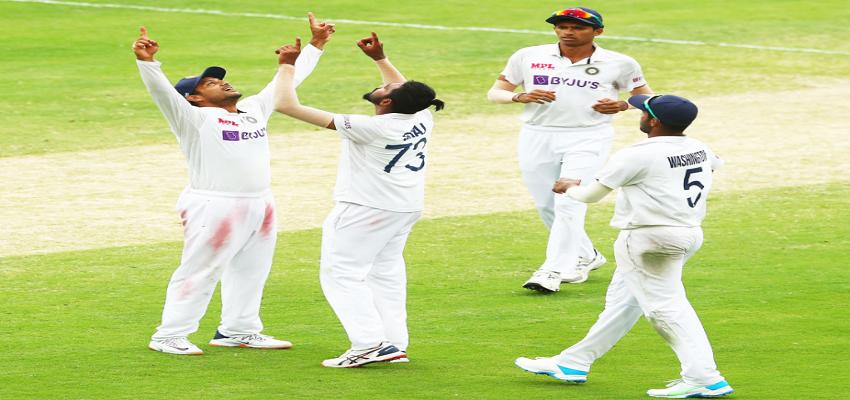 Ind vs Aus: चौथे दिन का खेल हुआ खत्म, भारत को मिला 328 रनों का लक्ष्य
