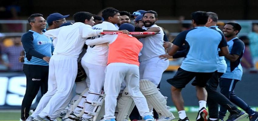 IND VS AUS:  भारत ने ऑस्ट्रेलिया को दी करारी शिकस्त, टेस्ट सीरीज पर किया कब्जा