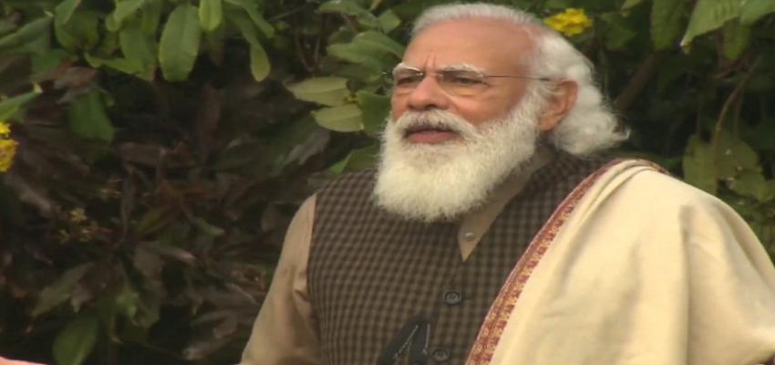 DELHI: गणतंत्र दिवस की परेड दुनिया के सबसे बड़े लोकतंत्र को जीवंत करने वाले हमारे संविधान को नमन करती है- PM